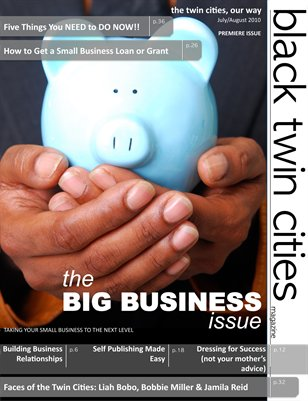 The Big Business Issue Jul/Aug 2010