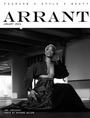ARRANT magazine (January'21)