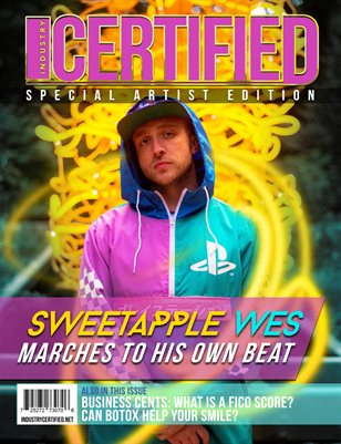 Industry Certified - Volume 8 - Issue 2 - Sweetapple Wes Artist Edition