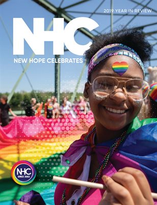 New Hope Celebrates 2019 Annual Review