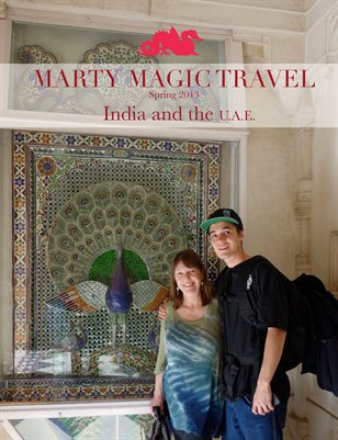 Marty Magic Travel Spring 2013