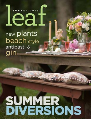 Leaf Magazine - Summer 2012