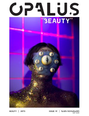 "OPALUS ""beauty"" - ISSUE 19"