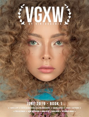 VGXW Magazine - June 2019 (Cover 2)