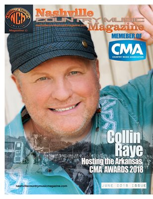 Nashville Country Music Magazine June 2018