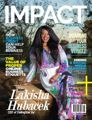 "IMPACT ""In Business"" Magazine 