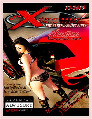 eXtreme Magazine December 2013 issue 1 year Anniversary