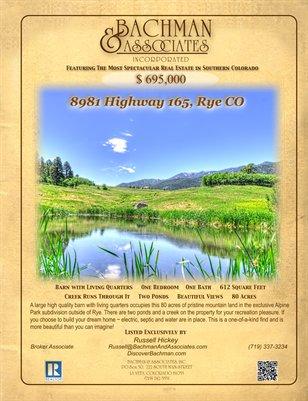 8981 Highway 165 Rye