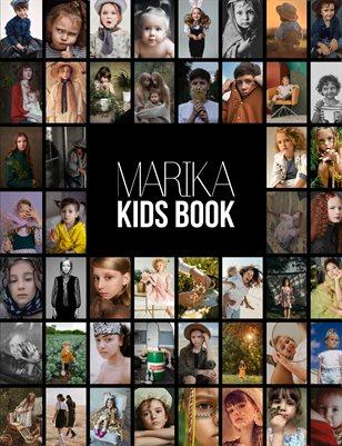 MARIKA BOOK! KIDS (DECEMBER)