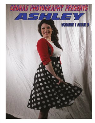 Cronas Photography Presents Ashley Issue 9
