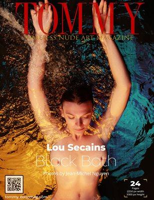 Lou Secains - Black Bath