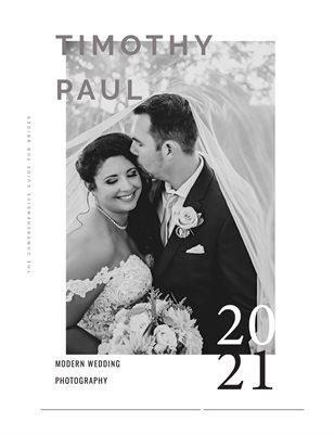 Timothy Paul Photography Wedding Magazine 2021