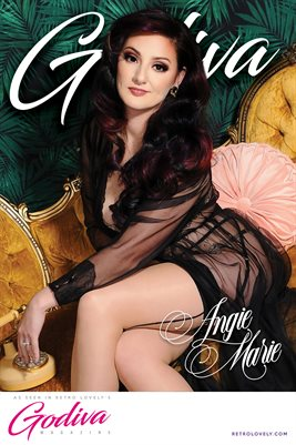 GODIVA No.26 – Angie Marie Cover Poster
