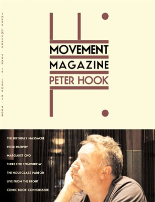 09.2008 Peter Hook, Peter Murphy, The Birthday Massacre