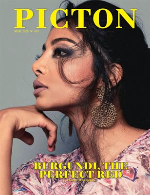 Picton Magazine MARCH  2020 N455 Cover 2