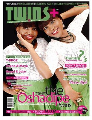 TWINS Plus Magazine