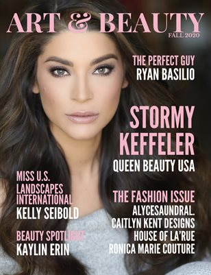 Art & Beauty Magazine Fall 2020
