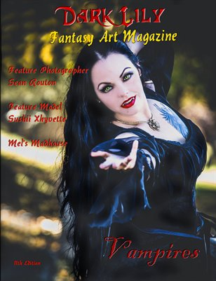 Dark Lily Fantasy Art  magazine 11th edition
