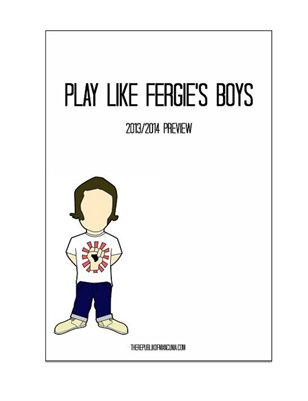 Play Like Fergie's Boys