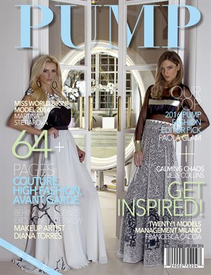 PUMP Magazine Fashion Edition Issue 73