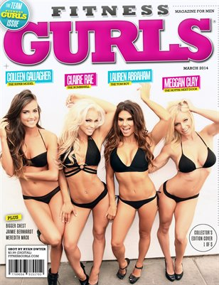 Fitness Gurls Athletes - Fitness Gurls - March 2014