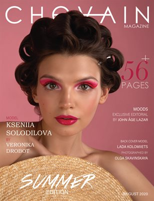 CHOVAIN Magazine - SUMMER Edition | ISSUE 02 | AUGUST 2020