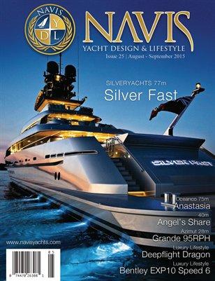 NAVIS Luxury Yacht Magazine #25