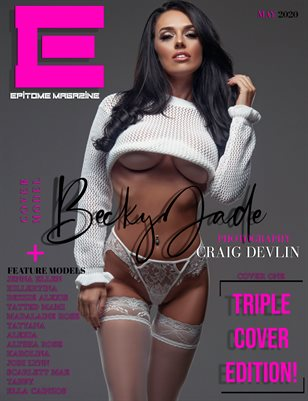 EPITOME Magazine: May 2020 Cover One