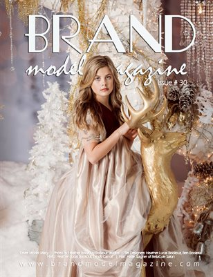 Brand Model Magazine  Issue 30