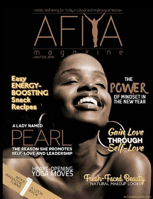 AFIYA Magazine January/February 2016