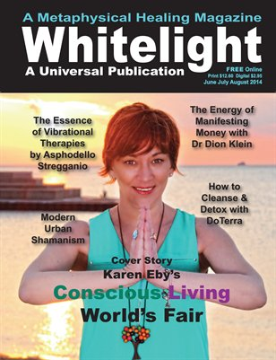 White Light Magazine - June July August 2014