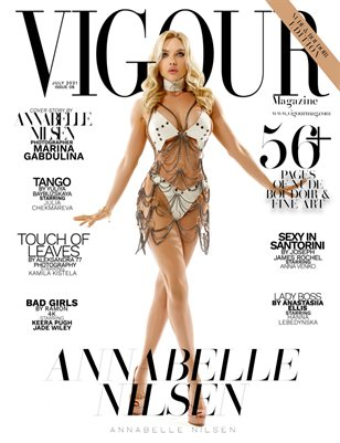 NUDE & Boudoir | July Issue 08