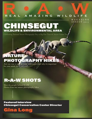 RAW| Real Amazing Wildlife Magazine | August 2017
