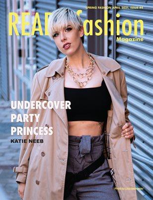 Spring Fashion April 2021 - Issue 4