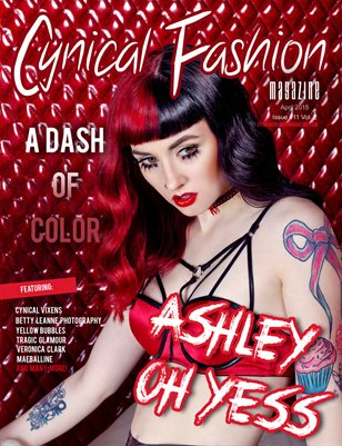 Cynical Fashion Magazine Issue #11 vol 2
