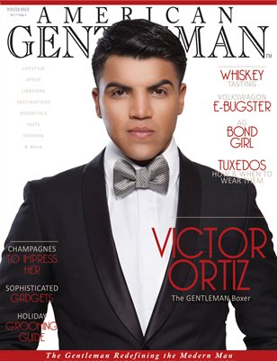 Men's Magazine • American Gentleman 2012 Winter Issue