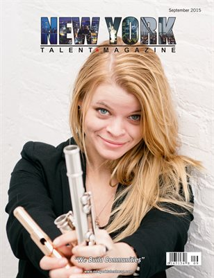 New York Talent Magazine September 2015 Edition