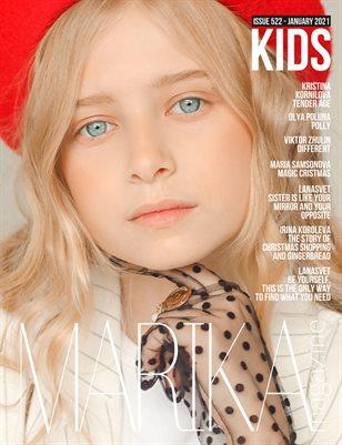 MARIKA MAGAZINE KIDS (ISSUE 522 - January)