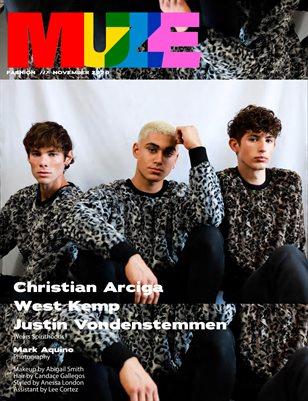 Christian Arciga & West Kemp & Justin Vondenstemmen
