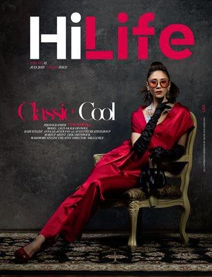 HiLife Magazine July 2021 (Vol-12)