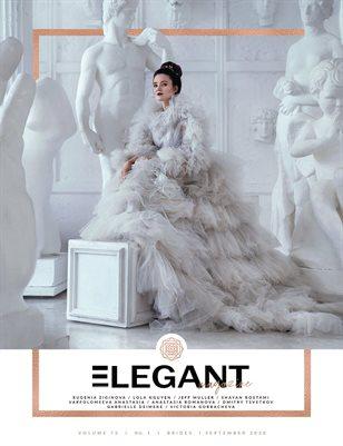 ELEGANT Brides (September 2020)