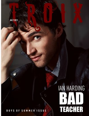 "IAN HARDING ""Bad Teacher"""