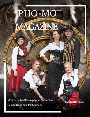 Pho-Mo Magazine January 2020