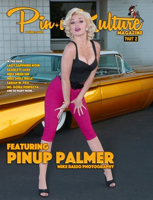 Pinup Kulture Magazine Volume 4, Issue 9 Part 2