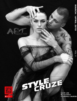 StyleCruze Magazine April - 2018
