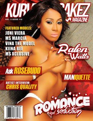 Kurves N' Cakez Magazine   Romance N Seduction