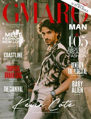 GMARO Magazine August 2020 Issue #16