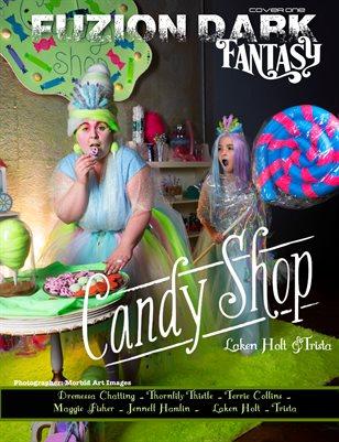 New Publication Fuzion Dark : Laken Holt & Trista Fantasy Cover 1