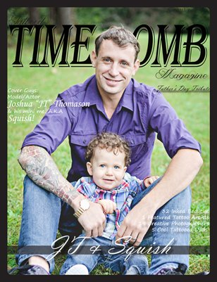 Tattooed Time Bomb Issue #19