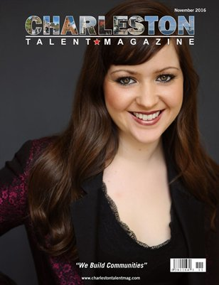 Charleston Talent Magazine November 2016 Edition
